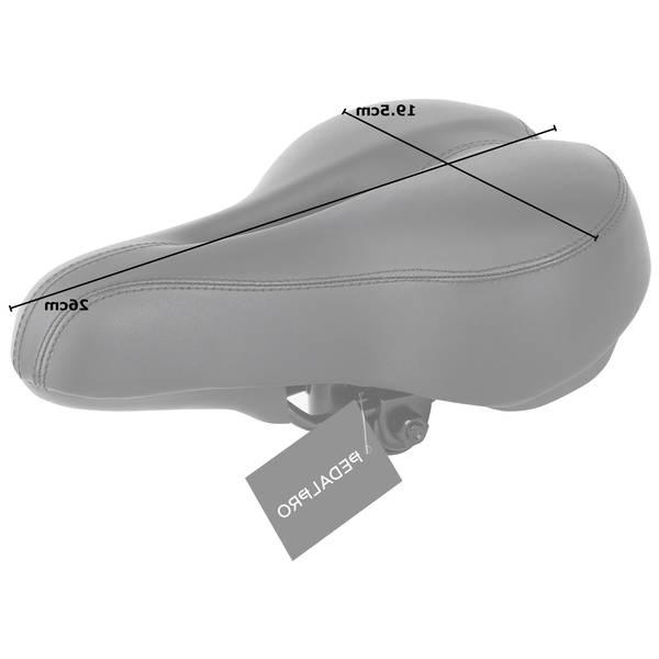 shielding pressure bicycle seat