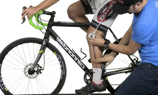 relieve friction from bicycle seat