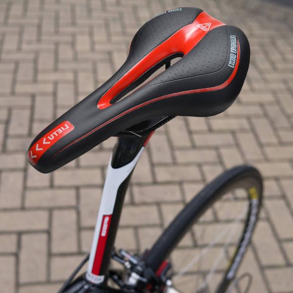 perineal pressure bike saddle